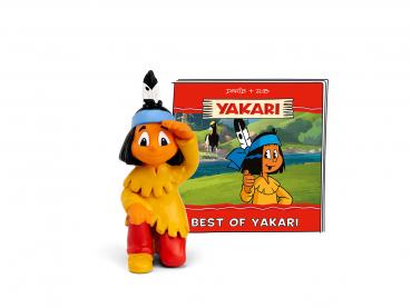 Tonies Hörfigur 01-0084 - Yakari - Best of Yakari