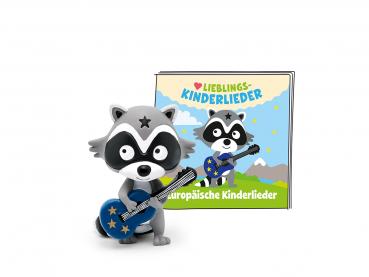 Tonies Hörfigur 10000263 - Lieblings-Kinderlieder - Europäische Lieder