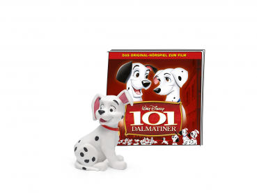 Tonies Hörfigur 10000373 - Disney - 101 Dalmatiner