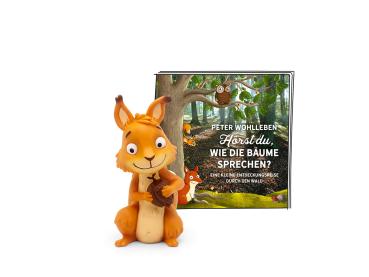 Tonies Hörfigur 10000606 - Peter Wohlleben - Hörst du wie die Bäume sprechen?