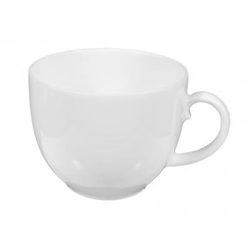 6 x Kaffeeobertasse 0,21 l - Seltmann Weiden Rondo_Liane weiß -