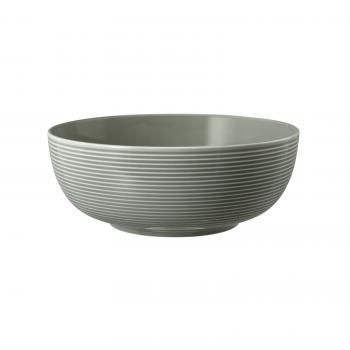 2 x Foodbowl 20 cm - Seltmann Weiden Beat Perlgrau uni - Schüssel Schale
