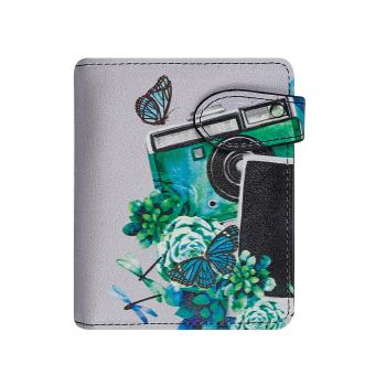 Geldbörse Polaroid - bb-Klostermann 51233 - Geldbeutel Portemonnaie