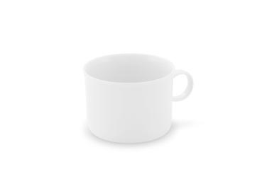 Kaffeetasse 0,19 l - Jeverland Weiß - Friesland - 5909103011 - Kaffee Obertasse