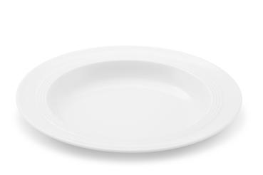 Suppenteller 23 cm - Jeverland Weiß - Friesland - 5909154011 - Pastateller Tiefer Teller