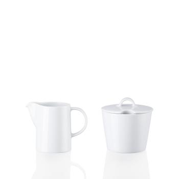 Milch-/Zucker-Set 2-tlg. - Milchkännchen + Zuckerdose - CUCINA Weiß - Arzberg