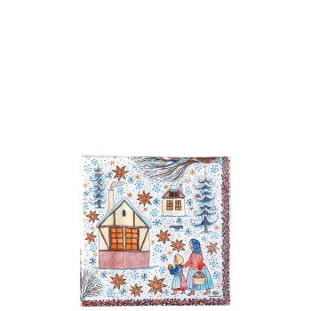 Servietten 33 x 33 cm 2020 - Hutschenreuther - Weihnachtsbäckerei - 02433-727321-05214