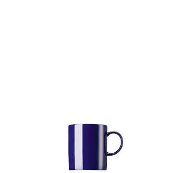 Becher mit Henkel 0,3 l - Sunny Day Cobalt Blue / Blau - Thomas - 10850-408542-15505 - Henkelbecher Mugge Humpen Haferl