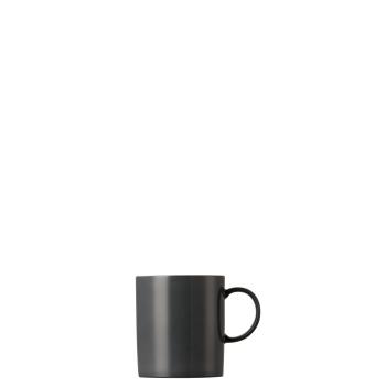 Becher mit Henkel 0,3 l - Sunny Day Grey / Grau - Thomas - 10850-408532-15505 - Henkelbecher Mugge Humpen Haferl