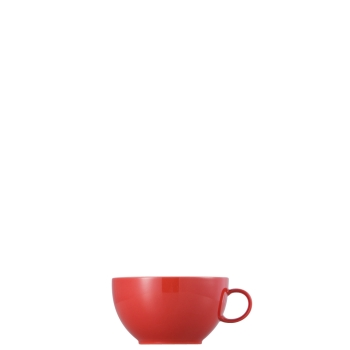 Cappuccino-Obertasse - Sunny Day New Red / Rot - Thomas - 10850-408525-14672