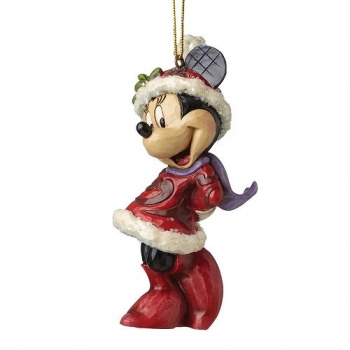 Minnie Maus (Sugar Coated Minnie Mouse) - Walt Disney Christbaumschmuck