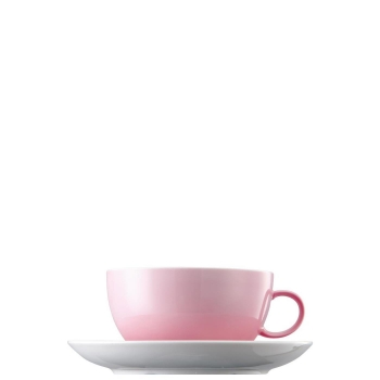 Cappuccinotasse 2-tlg. - Sunny Day Light Pink / Hellrosa - Thomas - 10850-408533-14670