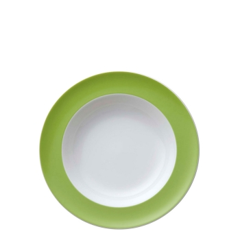 Suppenteller 23 cm - Sunny Day Apple Green / Grün - Thomas - 10850-408527-10323