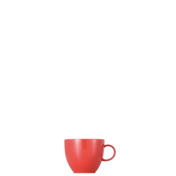 Kaffee-Obertasse - Sunny Day New Red / Rot - Thomas - 10850-408525-14742