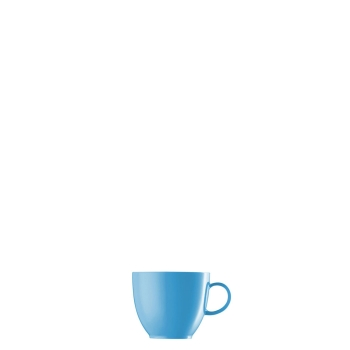 Kaffee-Obertasse - Sunny Day Waterblue / Blau - Thomas - 10850-408530-14742