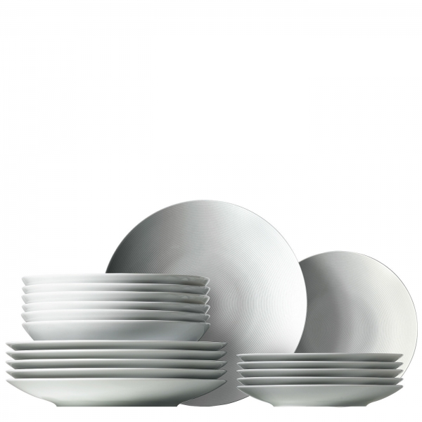 Set 18-tlg. - Loft by Rosenthal Weiß - Thomas - 11900-800001-28421