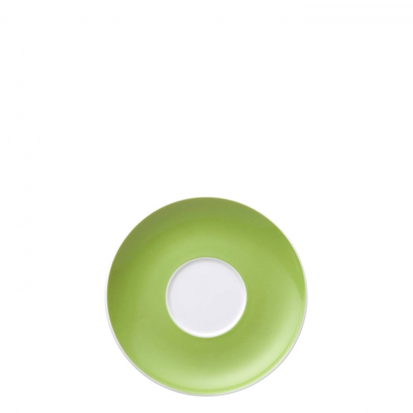 Cappuccino-/Jumbo-Untertasse - Sunny Day Apple Green / Grün - Thomas - 10850-408527-14671