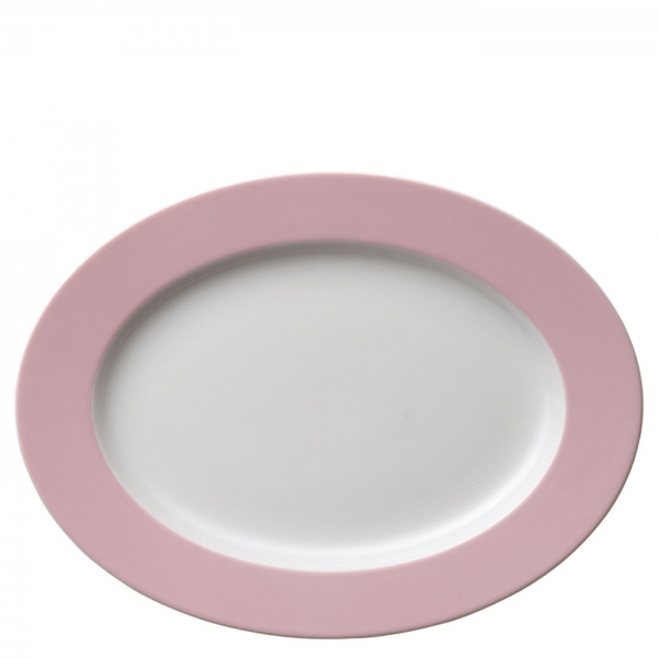 Platte 33 cm - Sunny Day Light Pink / Hellrosa - Thomas - 10850-408533-12733